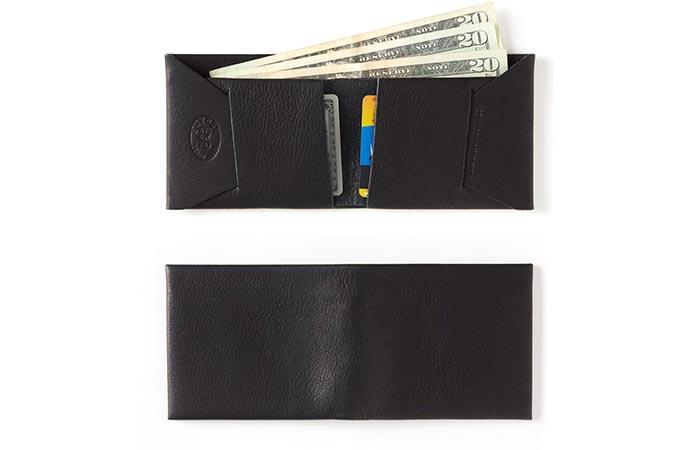 Maxx & Unicorn Leather Wallet