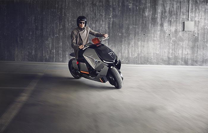 Riding BMW Concept Link