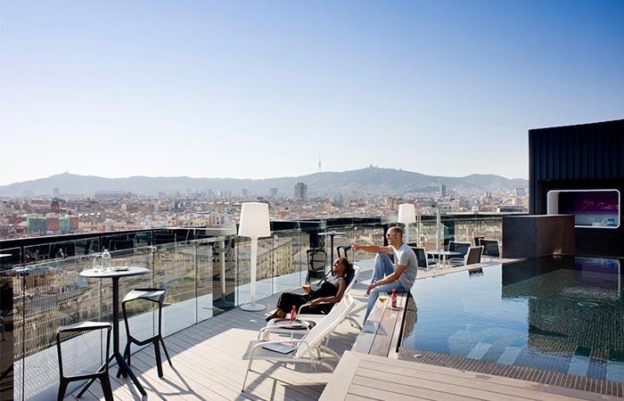 Terrace 360 @ Barcelo Raval