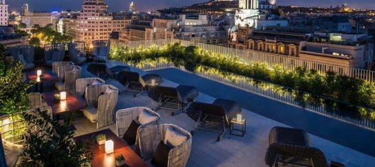 Best Rooftop Terraces in Barcelona