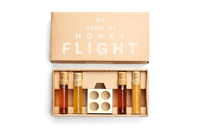 Wildflower Honey Flight