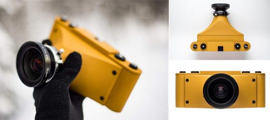 The Cycloptic Mustard Monster | A Student-Made 3D Printed Camera