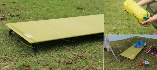 Therm-a-Rest UltraLite Cot   Lightest and Most Compact Cot on the Market