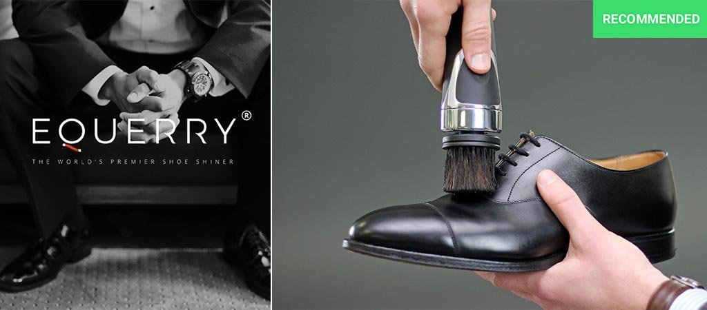Equerry | The World's Premier Shoe Shiner