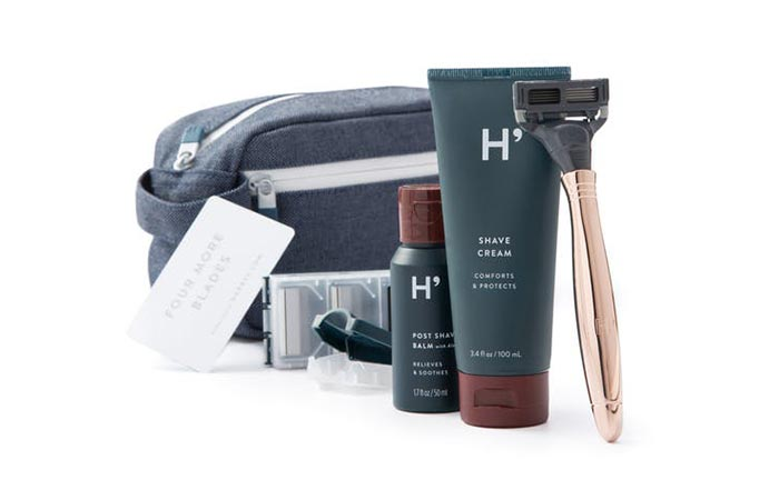 Harry's Essential Travel Shave Kit