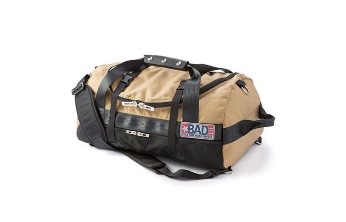 BAD Bags Backpack Duffel Hybrid