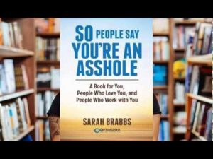 Gifts to help say sorry- So people.say you're an asshole