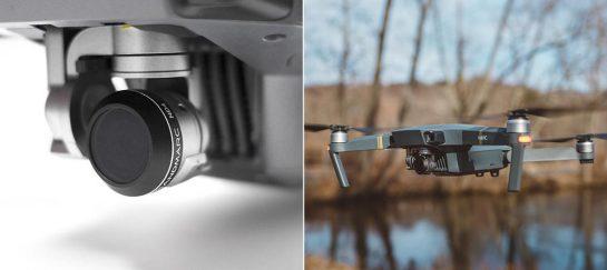 Sandmarc Aerial Filter Pack For DJI Mavic