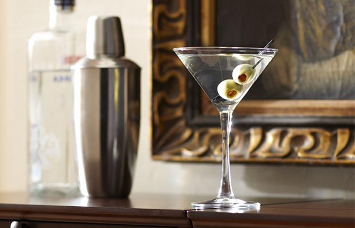 Birch Lane Classic Martini Glasses