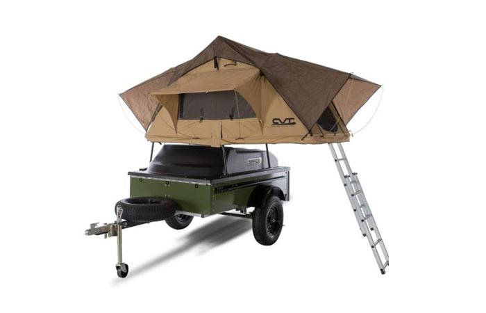 Mt. Bachelor by Cascadia Vehicle Tents