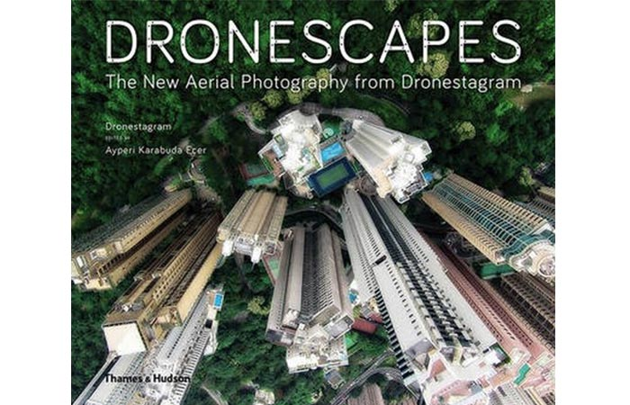 Dronescapes book cover