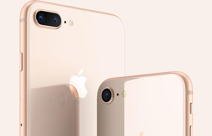 Apple iPhone 8 and8 Plus
