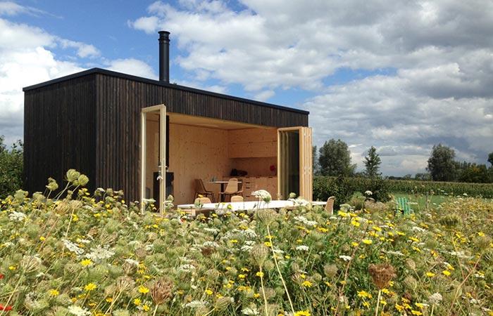 Ark Shelter Cabins