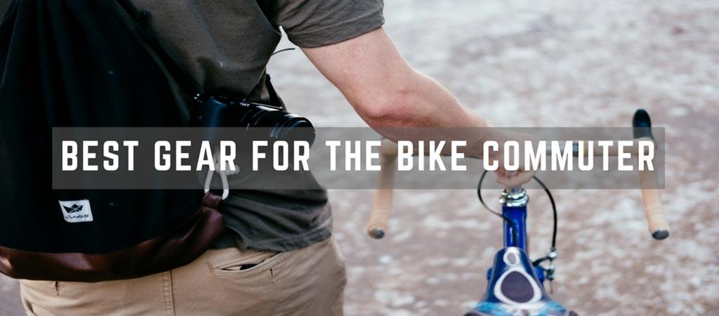 14 Best Gear For The Bike Commuter