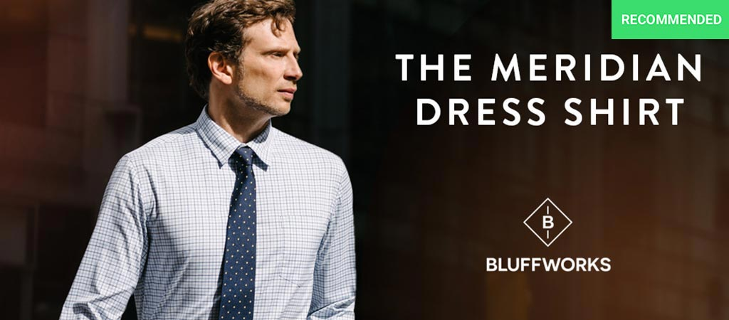 Bluffworks Meridian Dress Shirt