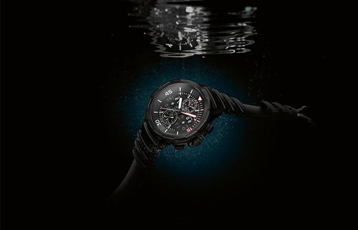 IWC 50th Anniversary Aquatimer Watch