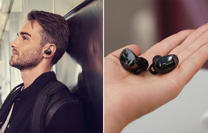 Sony WF-1000X headphones