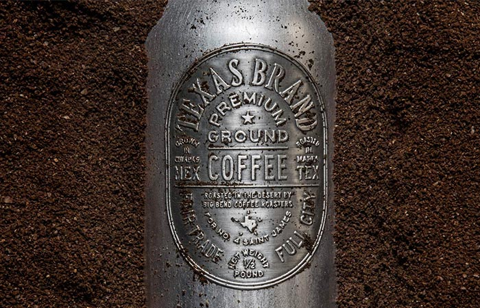 Texas Brand Coffee