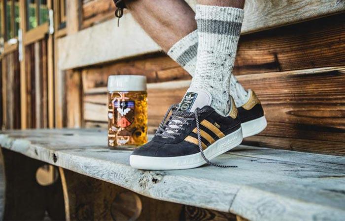 adidasMunchen Oktoberfest Sneaker