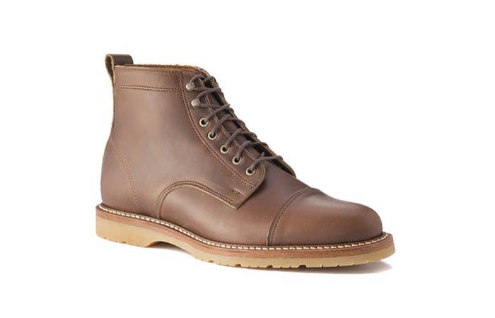 Rancourt Wolf Boot