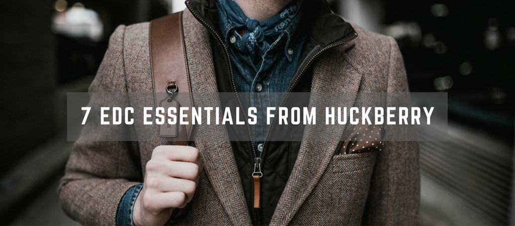 7 Everyday Carry (EDC) Essentials From Huckberry