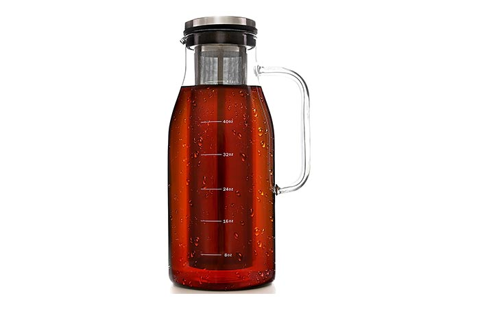 Willow and EverettSealing Cold Brew Coffee Maker