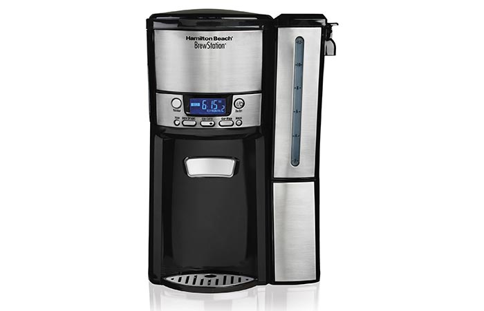BrewStation 12-Cup Dispensing Coffee Maker