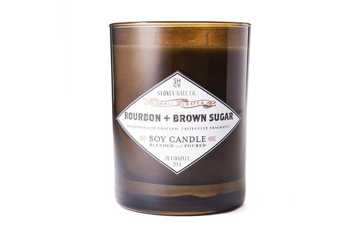 Sydney Hale Bourbon & Brown Sugar Candle