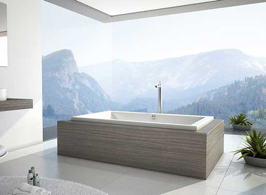 Kava Bathtub Scenery by Pearl Series