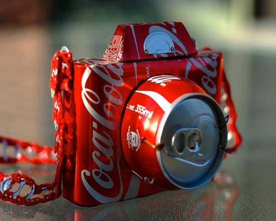 coca-cola camera