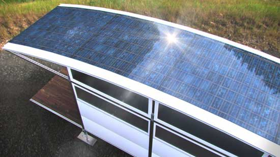 Ablenook Roof Solar Panel