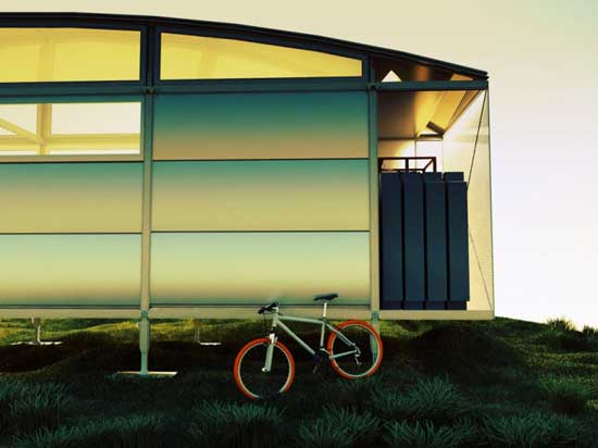 Ablenook exterior design