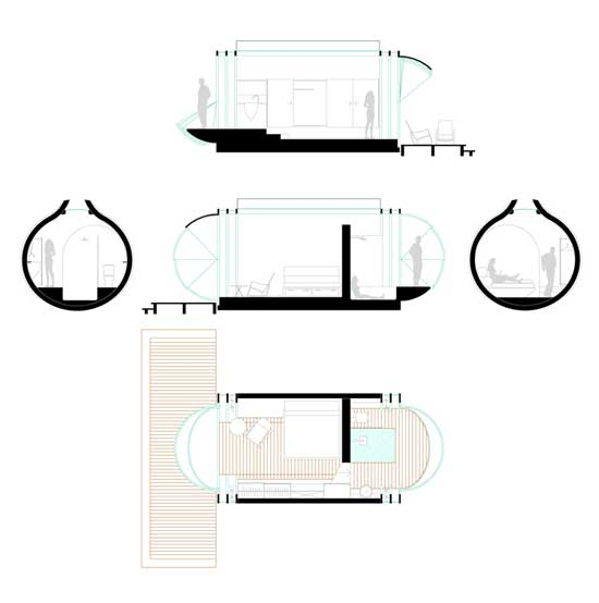 Drop Eco Hotel Floor Plan