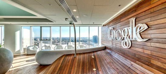 GOOGLE TEL AVIV | BY CAMENZIND EVOLUTION