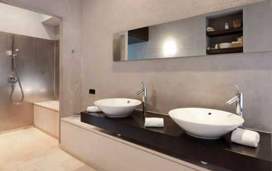 Ibiza Casa Del Art Villa Bathroom 2