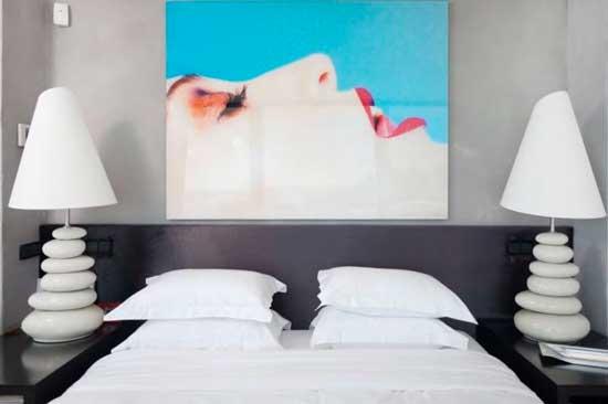 Ibiza Casa Del Art Villa Bedroom 3