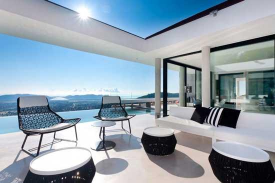 Ibiza Casa Del Art Villa Patio 2