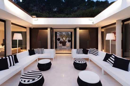 Ibiza Casa Del Art Villa Patio 3