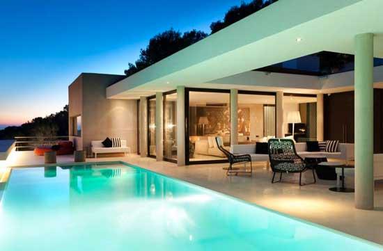 Ibiza Casa Del Art Villa Pool