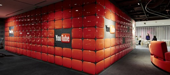 YOUTUBE SPACE TOKYO | BY MARK DYTHAM AND ASTRID KLEIN