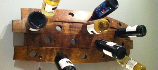 SERENDIPITY WINE RACK | BY ROSSITTO WOODWORKS