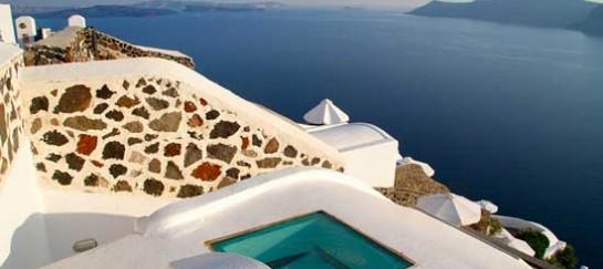 WHITE HOUSE VILLA | SANTORINI