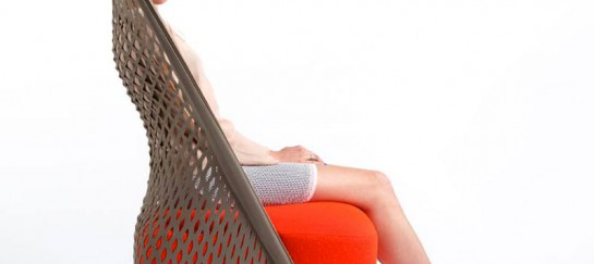 CRADLE HAMMOCK CHAIR | BY BENJAMIN HUBERT