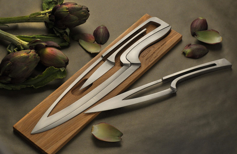 Deglon Meeting Knife Set By Mia Schmallenbach Jebiga
