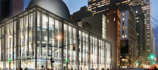 Fulton Center Project – Reconnecting the Subway with the Sky