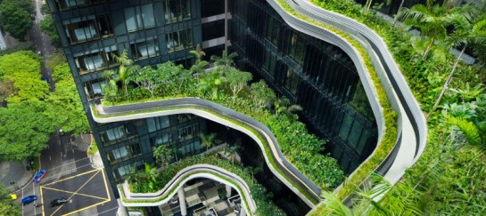 PARKROYAL SINGAPORE | BY WOHA ARCHITECTS