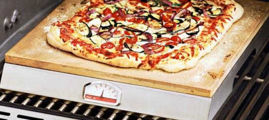 PIZZA QUE GRILL STONE