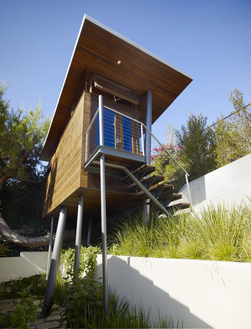Architecture of The Banyan Treehouse by Rockefeller Partners Architects
