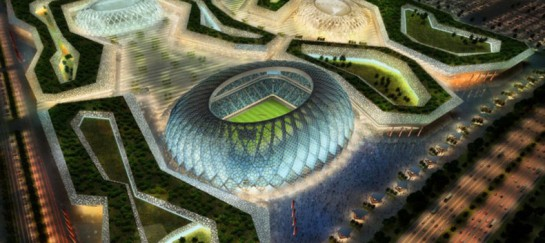 Al Wakrah World Cup Stadium in Qatar by Zaha Hadid Architects (VIDEO)