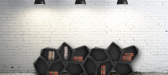BUILD Modular Shelving Units by Movisi (VIDEO)